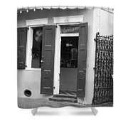 New Orleans - Bourbon Street 17 Shower Curtain