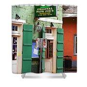 New Orleans - Bourbon Street 4 Shower Curtain