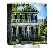 New Orleans Home 6 Shower Curtain