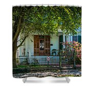 New Orleans Home 8 Shower Curtain