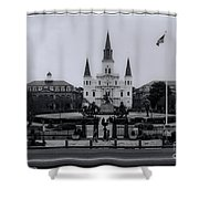 New Orleans La Shower Curtain