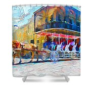 New Orleans Series 53 Shower Curtain