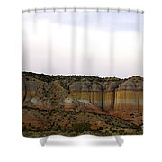 New Photographic Art Print For Sale Breaking Bad Country New Mexico Shower Curtain
