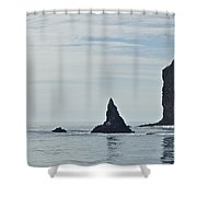 New Photographic Art Print For Sale Californian Channel Islands And Pacific Ocean 2 Shower Curtain