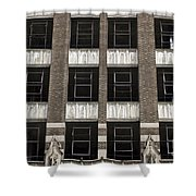 New Photographic Art Print For Sale Downtown Los Angeles 4 Shower Curtain