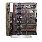 New Photographic Art Print For Sale Downtown Los Angeles 5 Shower Curtain