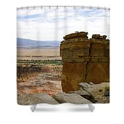 New Photographic Art Print For Sale Ghost Ranch New Mexico 10 Shower Curtain