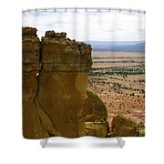 New Photographic Art Print For Sale Ghost Ranch New Mexico 11 Shower Curtain