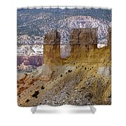 New Photographic Art Print For Sale Ghost Ranch New Mexico 9 Shower Curtain