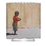 New Toy Shower Curtain