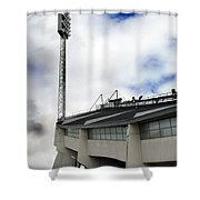 New Ullevi Stadium 01 Shower Curtain