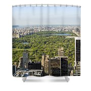 New York City Shower Curtain