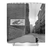 New York City Soho, 1942 Shower Curtain