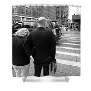 New York Street Photography 13 Shower Curtain