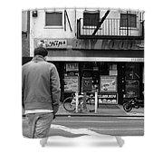 New York Street Photography 25 Shower Curtain