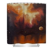Ngc - 1015 Shower Curtain