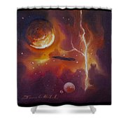 Ngc - 1017 Shower Curtain