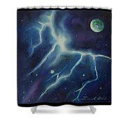 Ngc - 1018 Shower Curtain