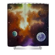 Ngc 1030 Shower Curtain