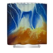 Ngc 1031 Shower Curtain