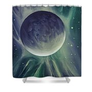Ngc 1032 Shower Curtain