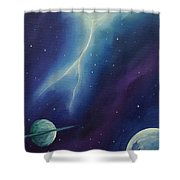 Ngc 1035 Shower Curtain