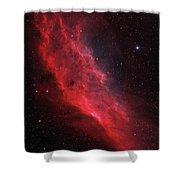 Ngc 1499, The California Nebula Shower Curtain