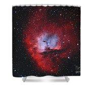 Ngc 281, The Pacman Nebula Shower Curtain