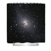 Ngc 5128 Radio Galaxy Shower Curtain