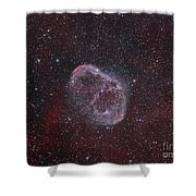 Ngc 6888, The Crescent Nebula Shower Curtain