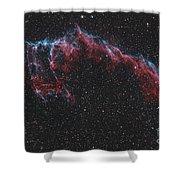 Ngc 6992, The Eastern Veil Nebula Shower Curtain