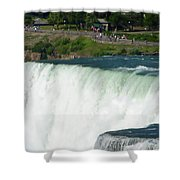 Niagara Falls 10 Shower Curtain