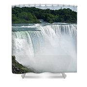 Niagara Falls 12 Shower Curtain