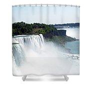Niagara Falls 2 Shower Curtain