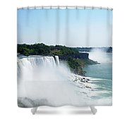 Niagara Falls 4 Shower Curtain