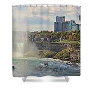 Niagara Falls 4039 Shower Curtain
