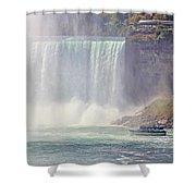 Niagara Falls 4050 Shower Curtain