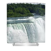 Niagara Falls 8 Shower Curtain