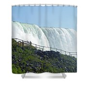 Niagara Falls 9 Shower Curtain