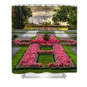 Niagara Falls Botanical Gardens Ontario Canada Shower Curtain