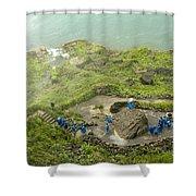 Niagara Falls Four Shower Curtain