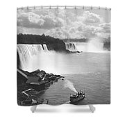 Niagara Falls Maid Of The Mist Shower Curtain