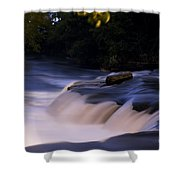 Niagara Falls Three Shower Curtain