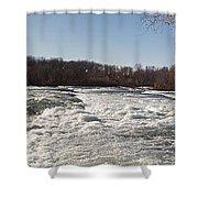 Niagara Rapids Shower Curtain