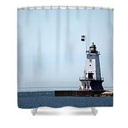 Nice Breeze Shower Curtain