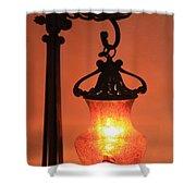 Night Shower Curtain