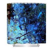 Night Mist Shower Curtain