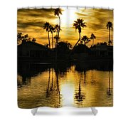 Nightfall Shower Curtain