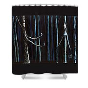 Nightfall Secret Shower Curtain