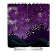 Nighty Night Shower Curtain